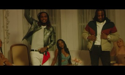 Lil Haiti in Where The Cap At music video