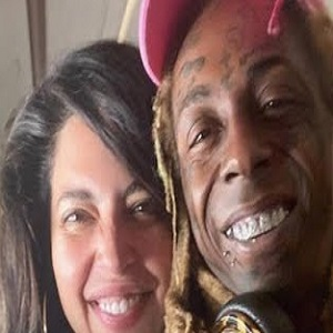 Lil Wayne Denise Bidot married