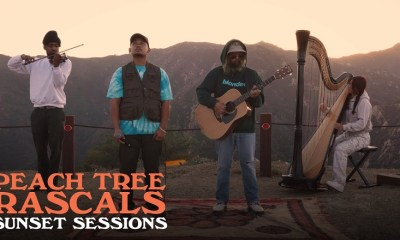 Peach Tree Rascals Pockets Sunset Sessions