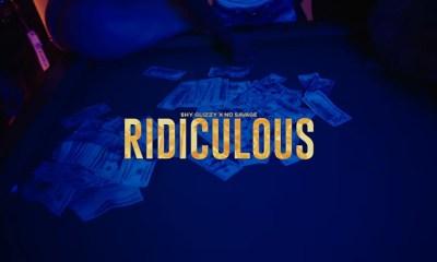 Shy Glizzy X No Savage Ridiculous music video Thumbnail