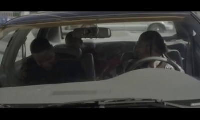 "YG in ""Meet The Flockers"" music video"