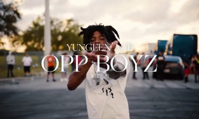 Yungeen Ace Opp Boyz music video intro