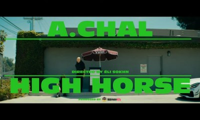 A.CHAL High Horse music video