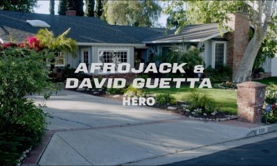 Afrojack David Guetta Hero music video
