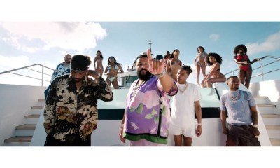 DJ Khaled Body In Motion music video