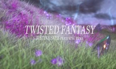 Justine Skye -Rema - Twisted Fantasy