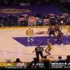 LeBron James game winning shot vs Golden State Warriors 2021