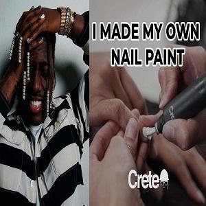Lil Yachty nail polish