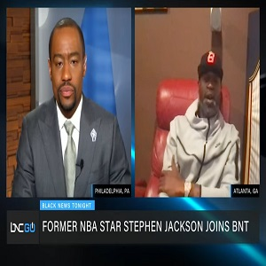 Stephen Jackson Kwame Brown catch u in traffic