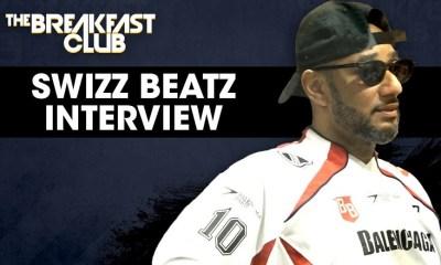 Swizz Beatz Breakfast Club
