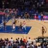 Trae Young game-winning shot vs. Knicks