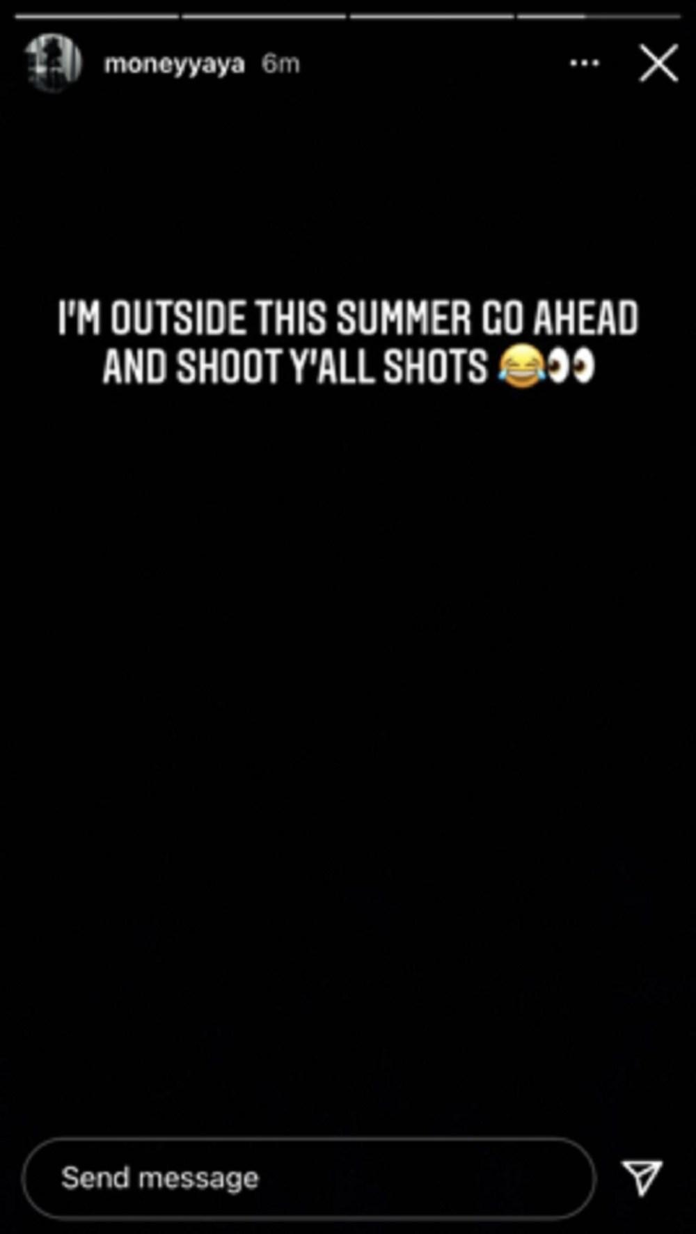 Yaya Mayweather single this summer
