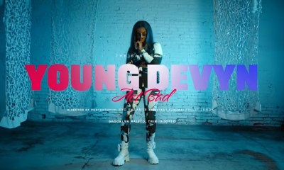 Young Devyn Act Bad music video