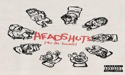 Isaiah Rashad Headshots (4r Da Locals)