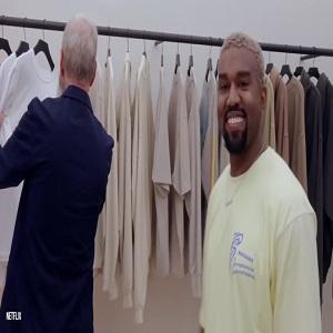 Kanye West wore Jesus mask to court deposition