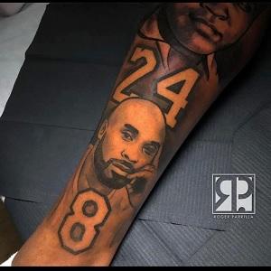 Kobe tattoo