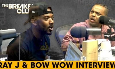 Ray J Bow Wow Breakfast Club