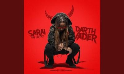 Sarai The Artist Darth Vader