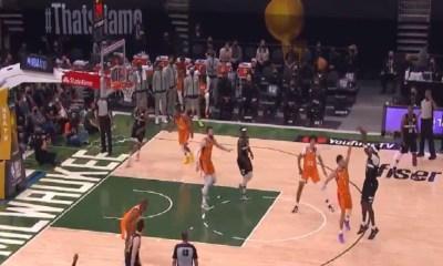 Bobby Portis three-pointer vs. Suns in NBA Finals