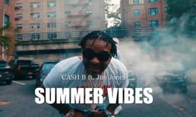 Cash B Summer Vibes music video