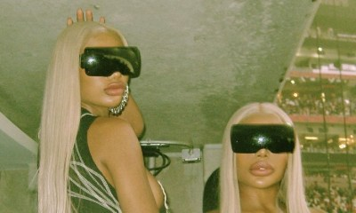 Clermont Twins respond to viral photo of them without makeup on