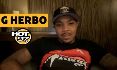 G Herbo Hot 97 interview