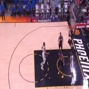 Jae Crowder has big dunk early in Game 5 giving Suns the momentum