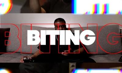 Jent Biting music video