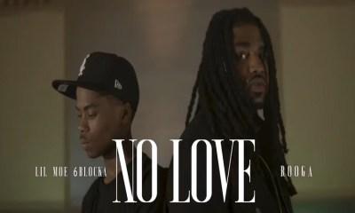 Lil Moe 6Blocka No Love music video