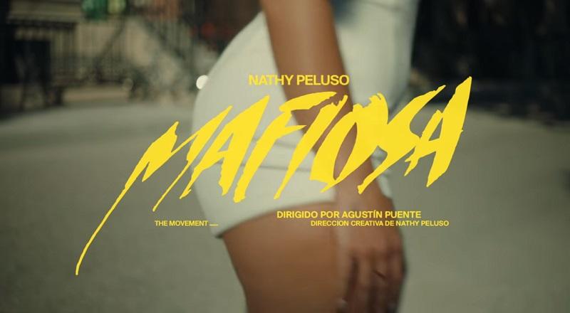 Nathy Peluso Mafiosa music video