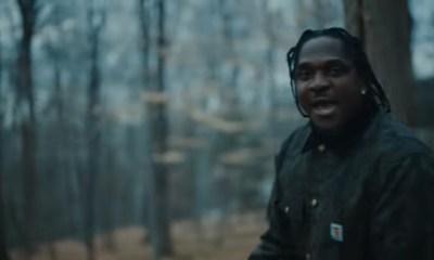Pusha T disses Drake on Pop Smoke's new album