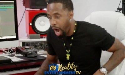 Safaree laughed when his daughter fell and fans say Erica Mena deserves better