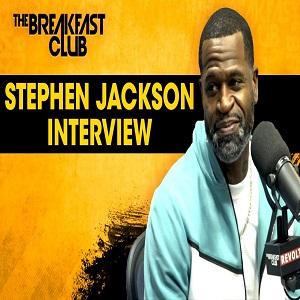Stephen Jackson talks Malice in the Palace fight on The Breakfast Club