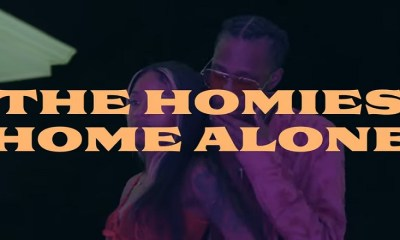 The Homies Home Alone music video
