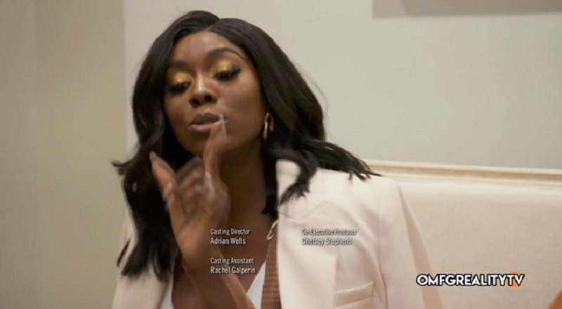 The Real Housewives of Potomac Season 6 Episode 3 preview