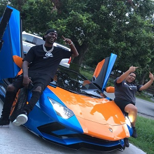 Young Dolph gifts fan with Lamborghini and they're now selling it