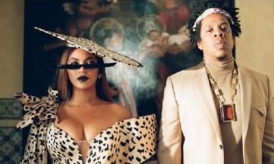 Beyonce and Jay-Z Mood 4 Eva music video