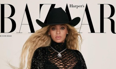 Beyonce covers Harper's Bazaar Icon Issue
