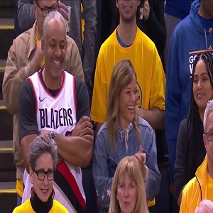 Dell and Sonya Curry accuse each other of cheating