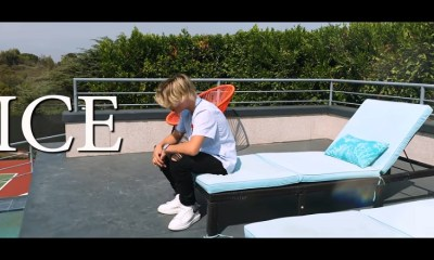 Gavin Magnus Ice music video