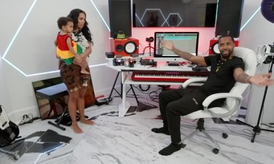 Safaree said he is tired of being called a deadbeat dad