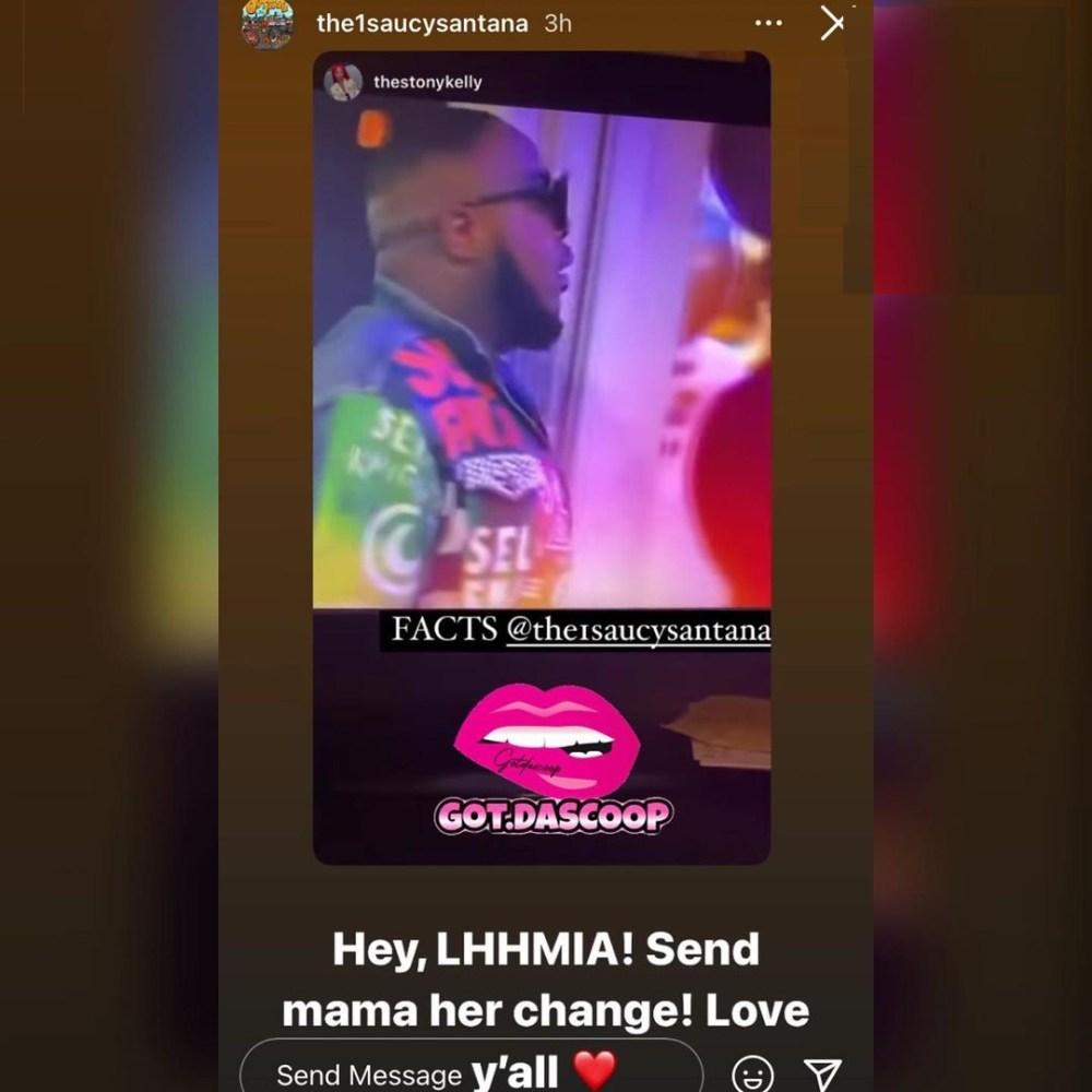 Saucy Santana wants Love & Hip Hop Miami to send him his money