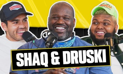 Shaq interview with Druski on Full Send Podcast