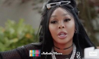 Sierra went off on her sisters on Love & Hip Hop Atlanta tonight
