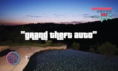Soulja Boy Grand Theft Auto music video