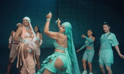 Stefflon Don Dip music video