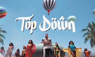 TMG FRE$H Top Down music video