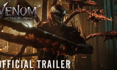 Venom Let There Be Carnage official trailer 2