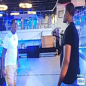 Yung Joc fights his son during tonight's episode LHHATL episode