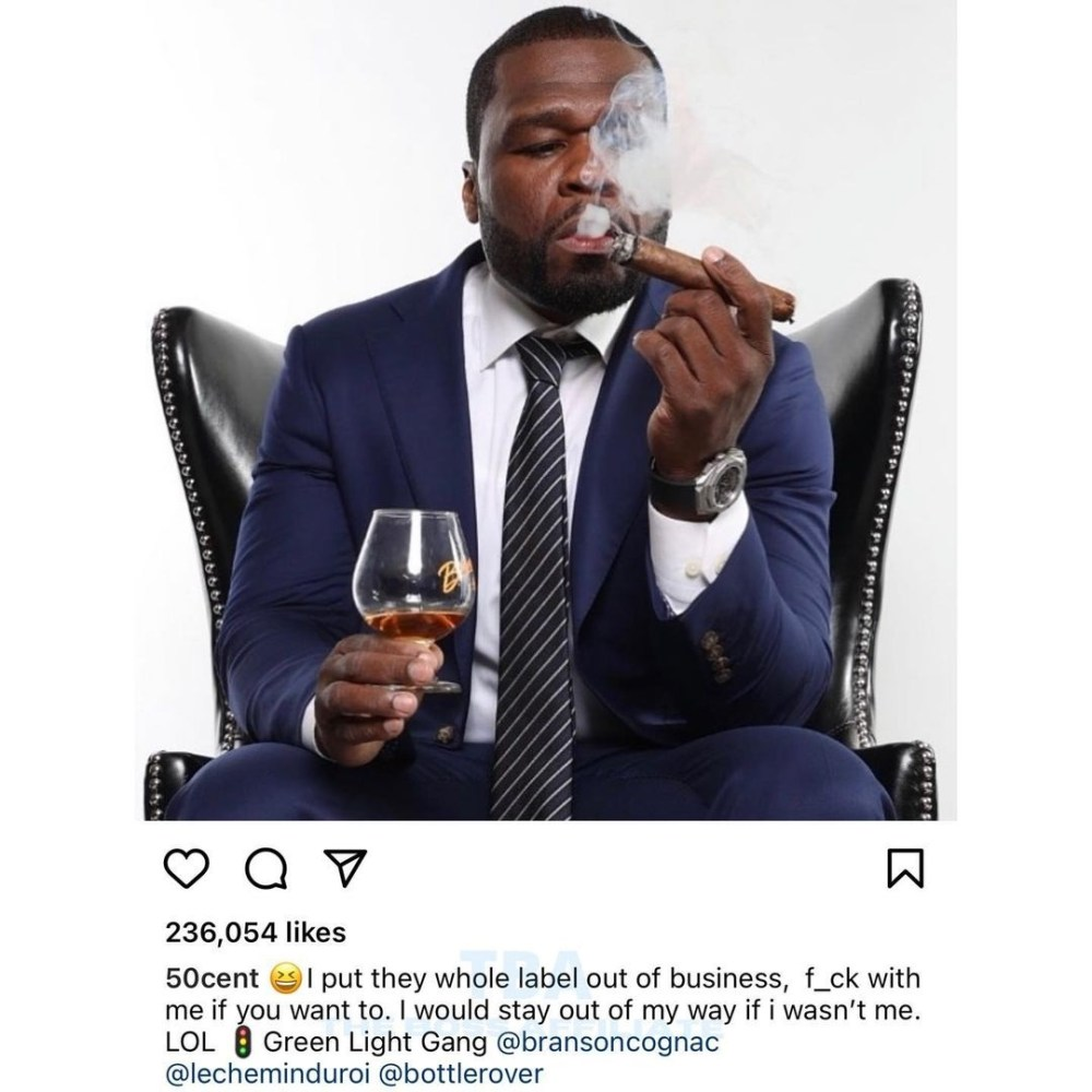 50 Cent says he put Ja Rule's whole label out of business